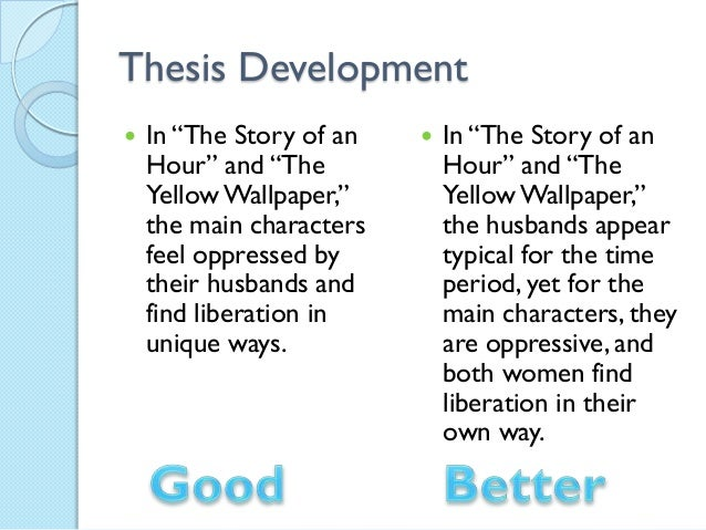 critical analysis essay the story of an hour