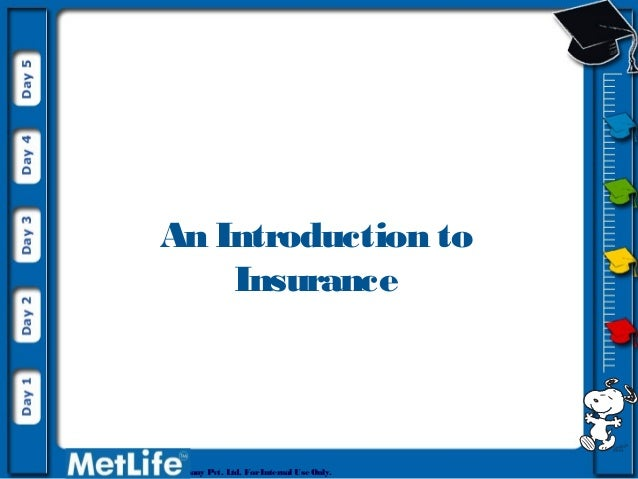 summer training project on metlife insurance Metlife, inc today filed the company's 2017 form 10-k with the us securities and metlife files form 10-k with revised 2017 financial results business wire march 1, 2018 (metlife), is one of the world's leading financial services companies, providing insurance, annuities.