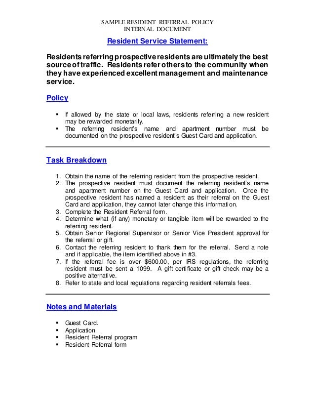 Customer Service Reference Letter Example