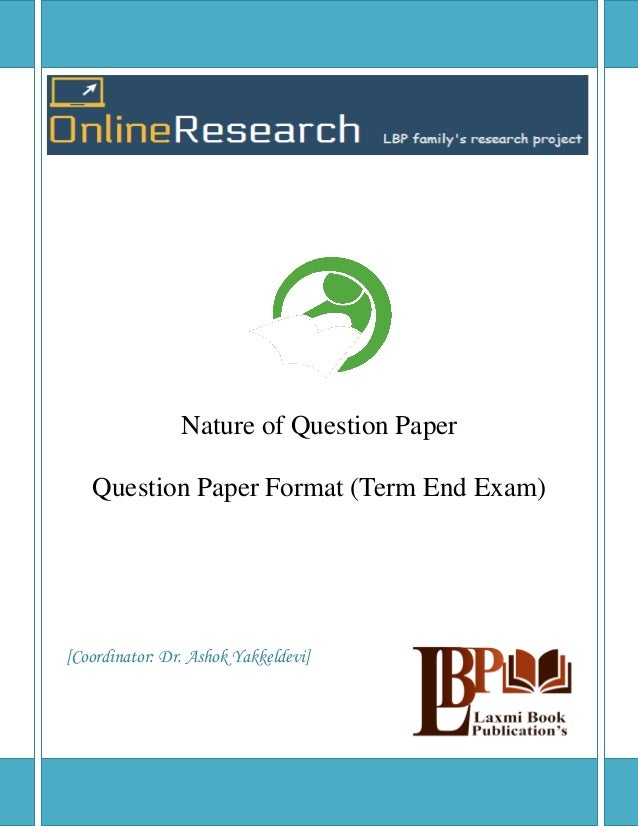 Methodology Research Paper
