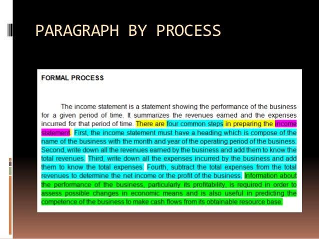 five paragraph classification essay