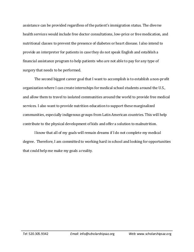 good opening lines for scholarship essay You have the dream we have the resources not sure where to start with your scholarship essay the first health project i want to accomplish.