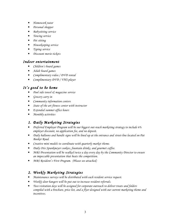 Sample business plan for existing company