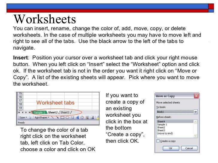 Printables Excel Training Worksheet training ms excel 2007 ppt basic math worksheet microsoft manual 2007