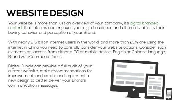 Website Design Proposal Template Leoncapers