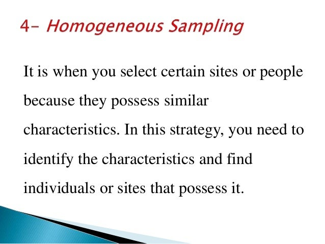 what is sampling method in research