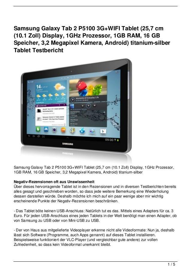 samsung galaxy tab 2 p5100 3g wifi tablet 25 7 cm 10 1. Black Bedroom Furniture Sets. Home Design Ideas