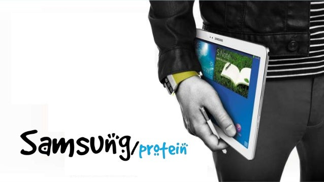 Analysis Samsung with Five-Force Model and Protein Model