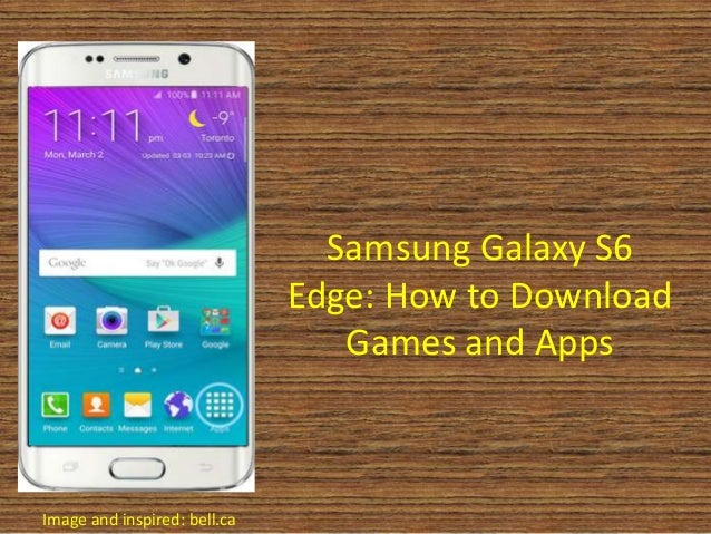 how to download apps in samsung
