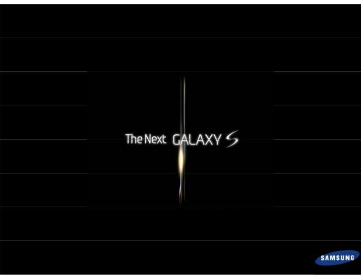 Introducing SAMSUNG Galaxy S II