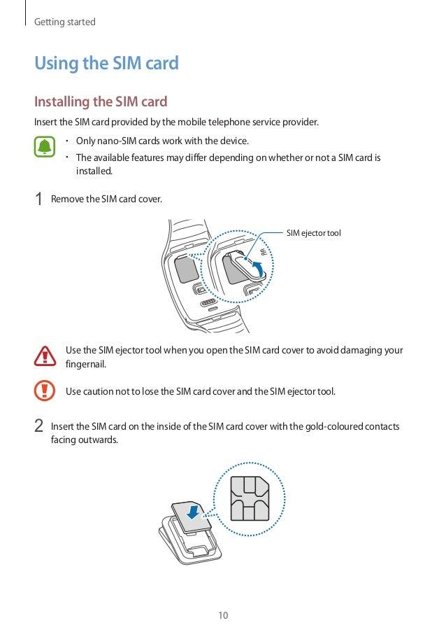 Samsung gear s инструкция на русском