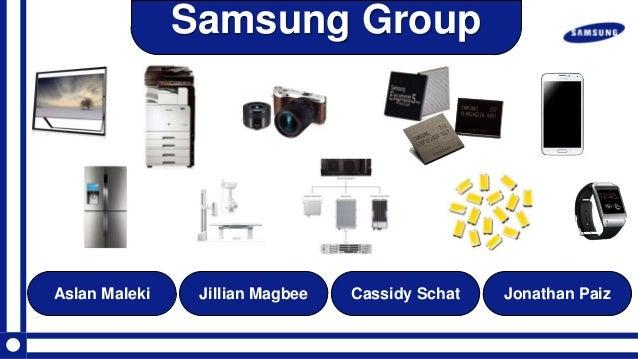 Samsung Group Aslan Maleki Jillian Magbee Cassidy Schat Jonathan Paiz