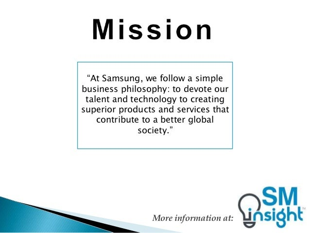 simple mission statements