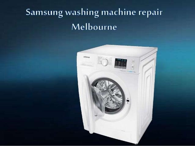 washing machine repair samsung