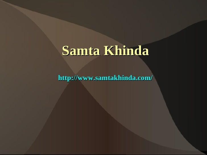 Samta Khinda