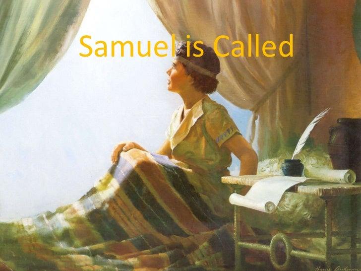 Samuel is Called