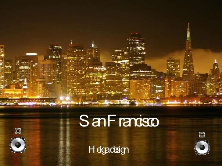 San Francisco Helga design