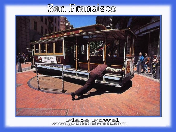 Place Powel San Fransisco