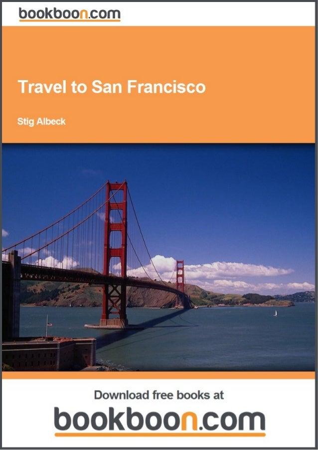 Travel to San fransisco