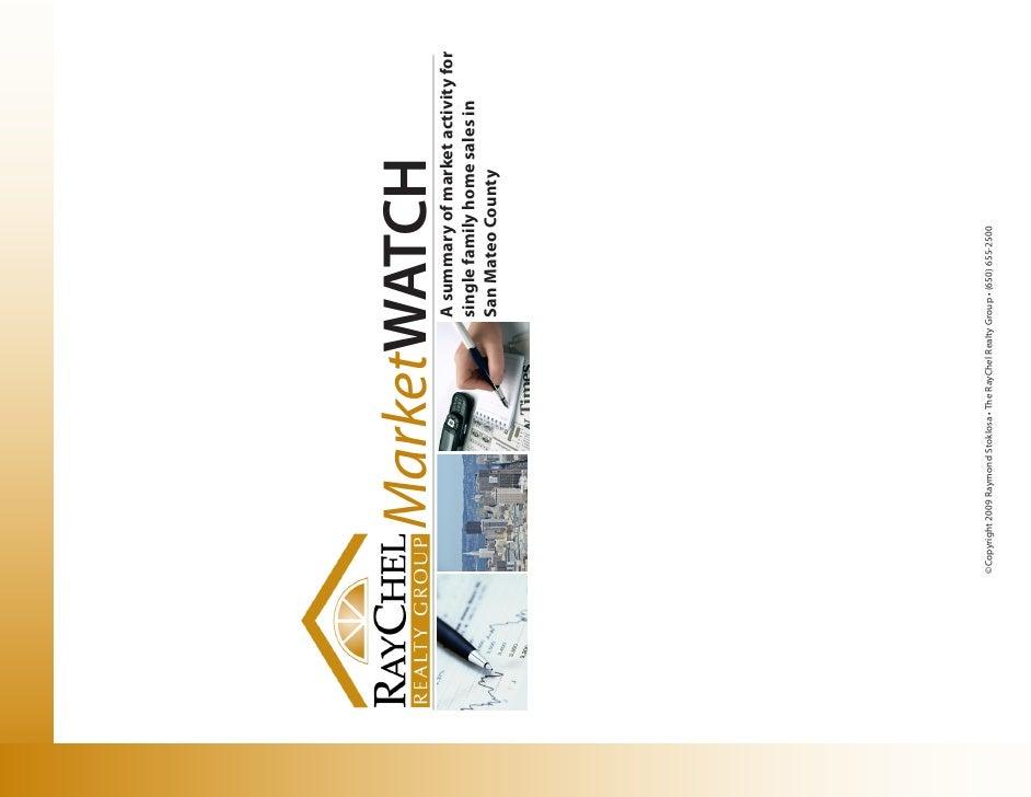 San Mateo Real Estate Price Report September 2009