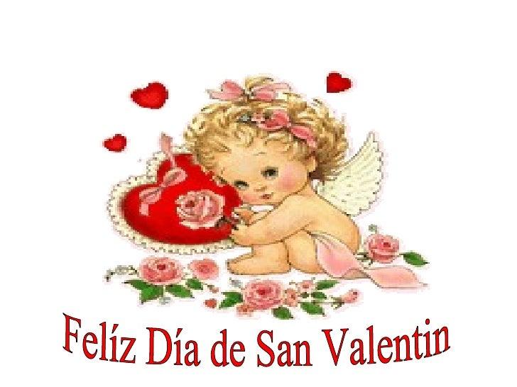 Felíz Día de San Valentin