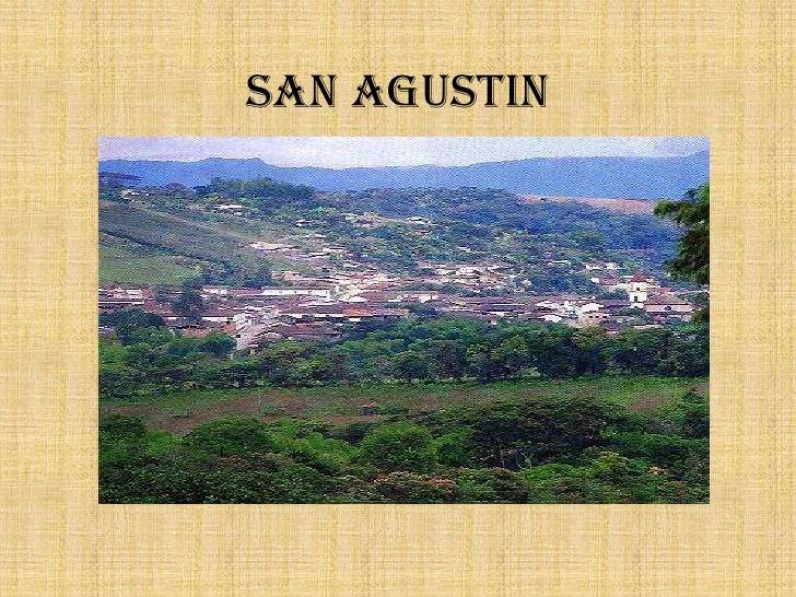 SAN AGUSTIN<br />