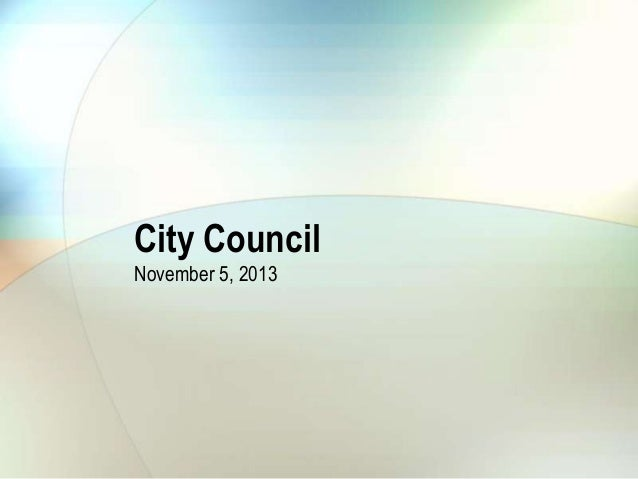 San angelo city council 11 5-13 - wastewater pilot