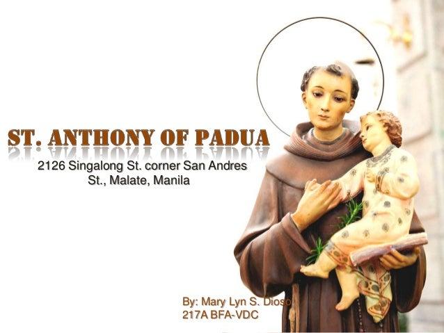 San antonio de padua parish singalong