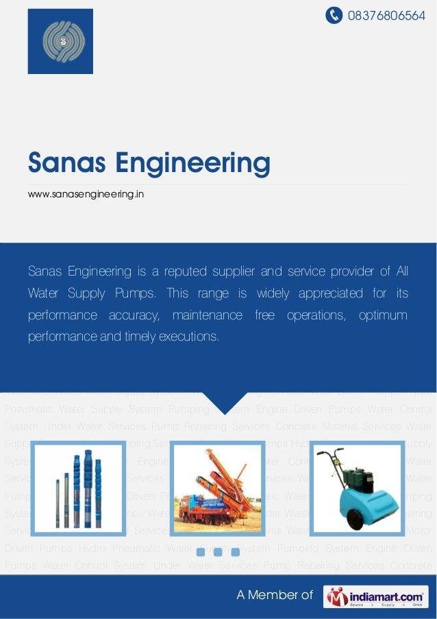 Sanas engineering