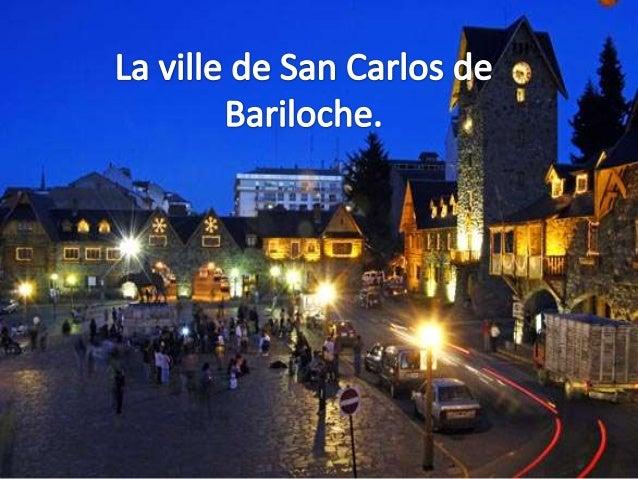 Elle est située à la province de Río Negro, au  sud de cetteprovince, à côtéde la cordillère  des Andes etdans la rive sud...