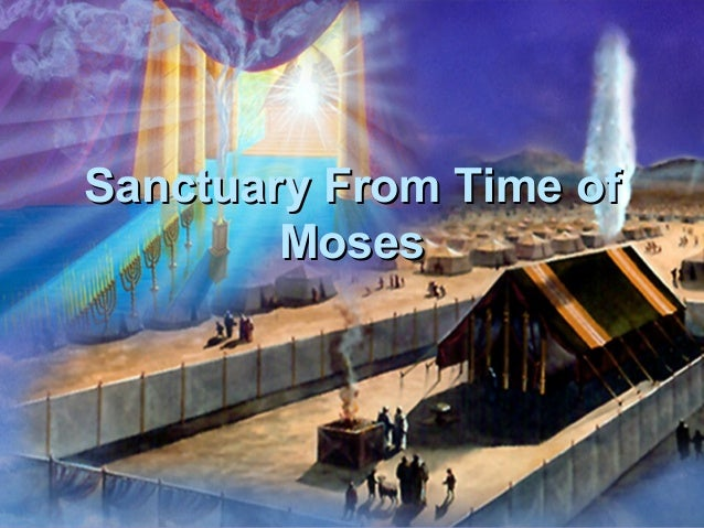 Sanctuary From Time of Moses