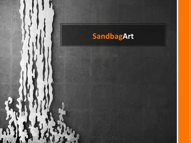 SandbagArt<br />