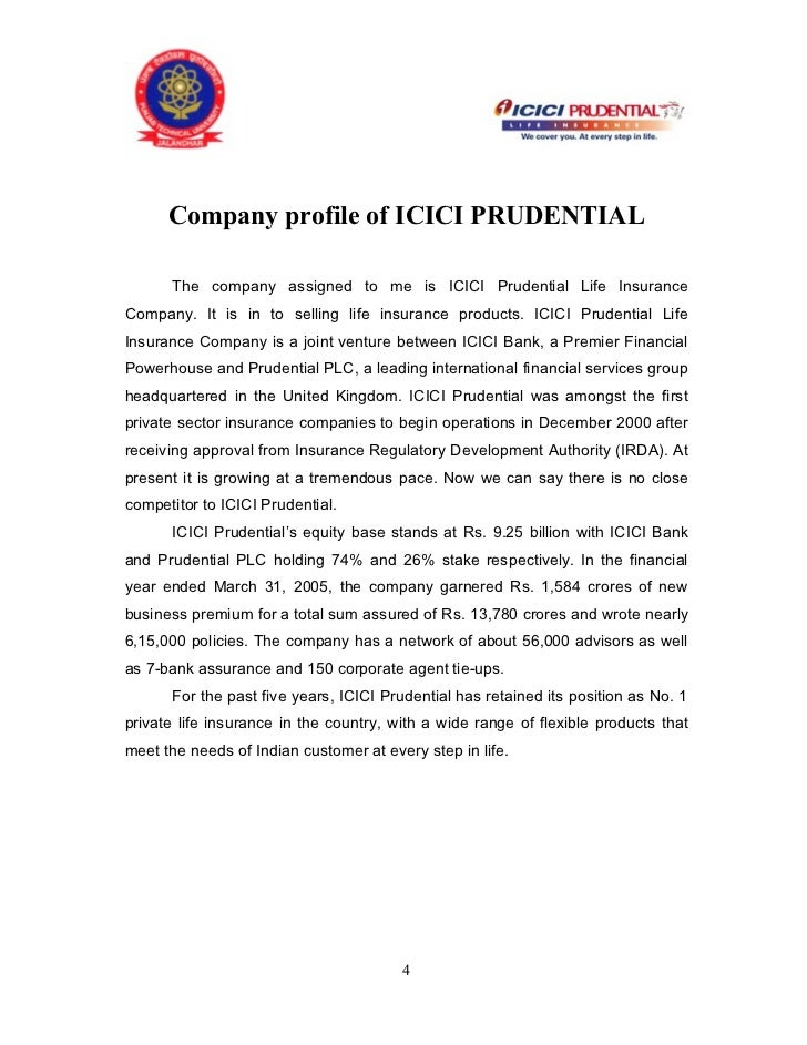 analysis of the icici lombard insurance company business essay Case study on: icici lombard prepared by:- tandel  insurance  industrial insurance corporate insurance liability insurance.