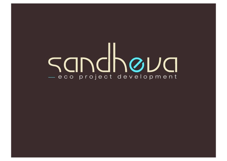 Sandheva Corporate Presentation Light