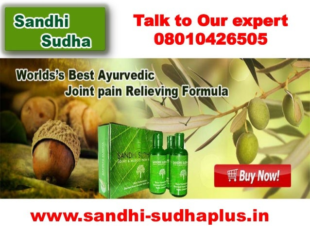 Talk to Our expert 08010426505 www.sandhi-sudhaplus.in