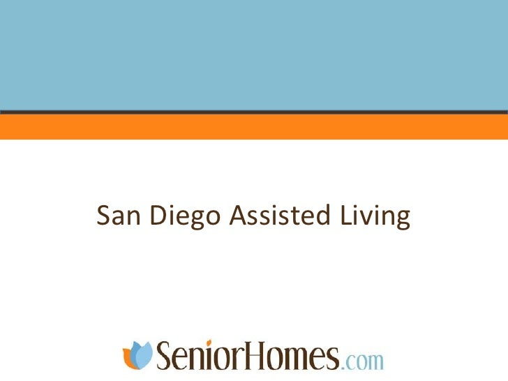 San Diego Assisted Living<br />