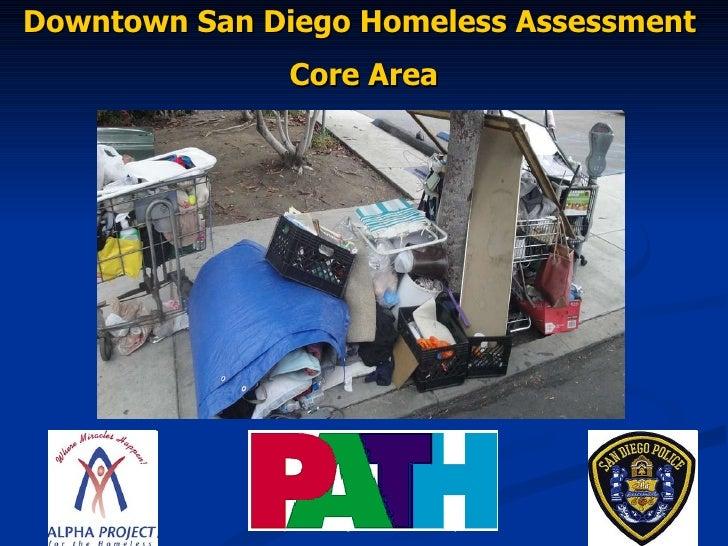 San Diego Homeless Assessment - PATH