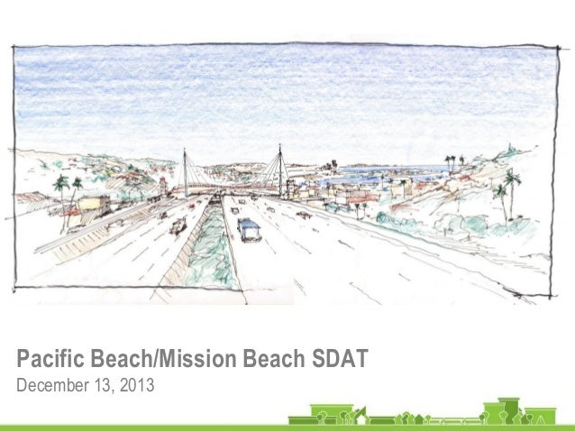 Pacific Beach/Mission Beach SDAT December 13, 2013