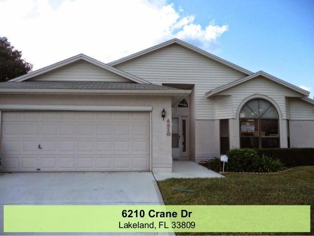 Sandpiper lakeland fl home for sale 6210 crane dr for Florida home designs lakeland fl