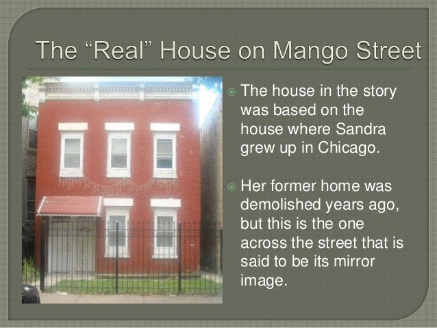 essay on the house on mango street House on mango street study guide contains a biography of sandra cisneros, literature essays, quiz questions, major.
