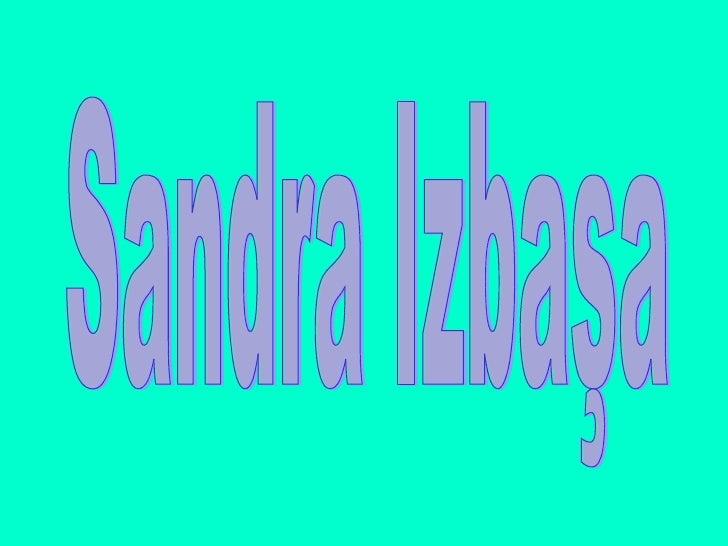 Sandra Izbaşa