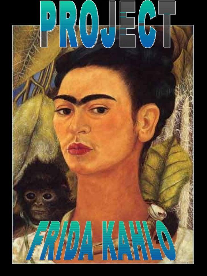 Frida Kahlo, by Sandra, David and Marcelo