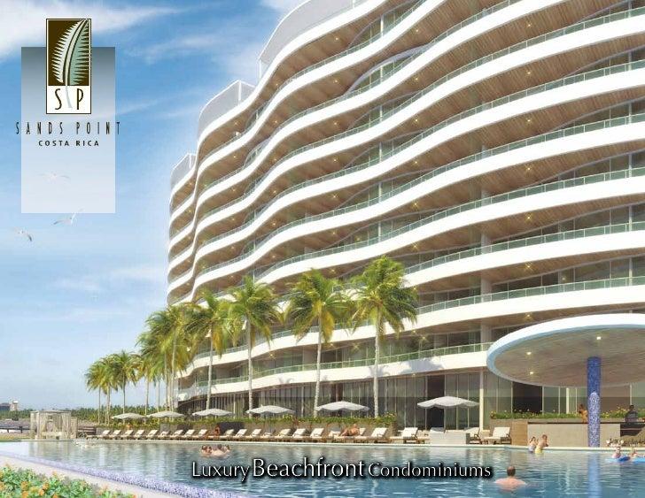 Sands Point Luxury Condominiums Brochure