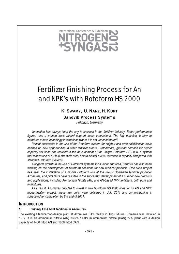 Sandvik process systems   kumar swamy (paper)