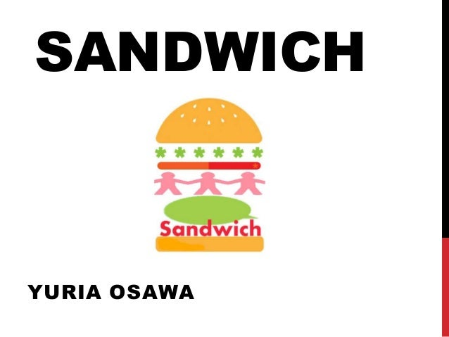 SANDWICHYURIA OSAWA