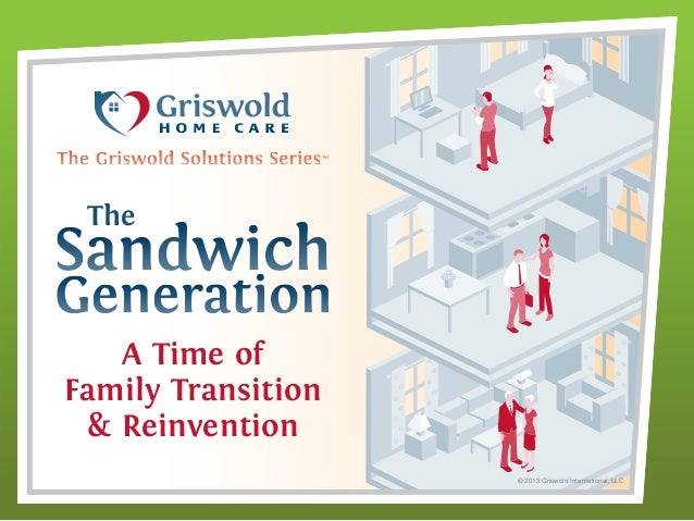 TM © 2013 Griswold International, LLC A Time of Family Transition & Reinvention The