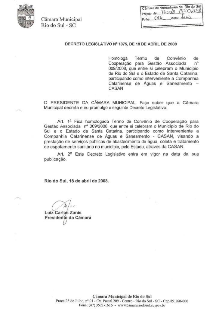Contrato CASAN - Saneamento basico pdf