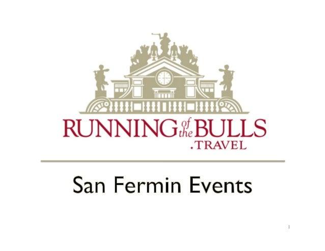 San Fermin Events in Pamplona, Spain