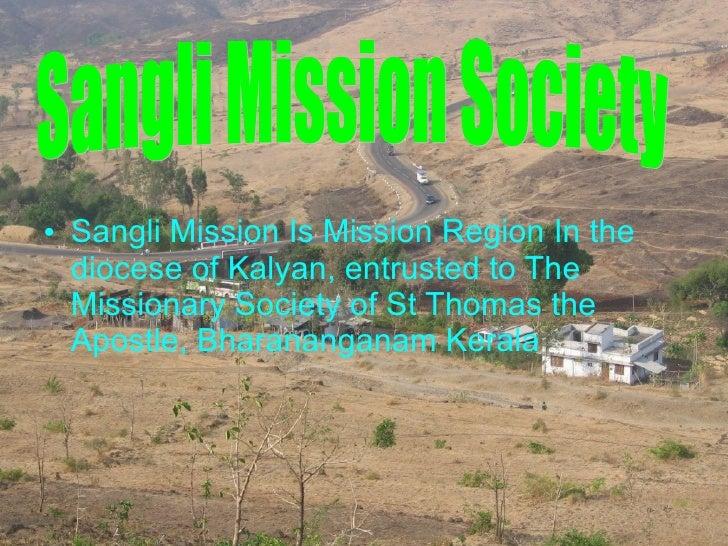 Sangli Mission