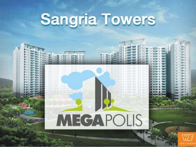 Sangria Towers - Modern Amenities & Tranquillity at 2 BHK Apartments in Pune